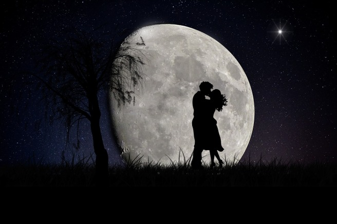 THE MOON KNOWS - 1