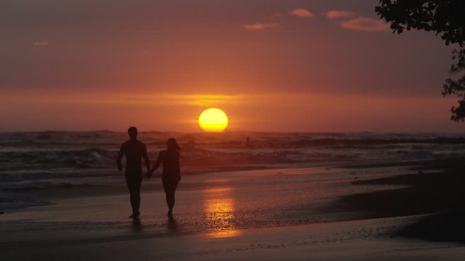 BEING WITH YOU IS THE BEST WAY TO WATCH A SUNSET - B
