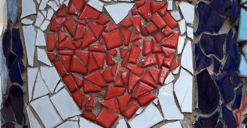 HER MOSAIC HEART - 2