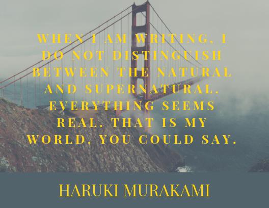 Quote- Haruki-Murakami
