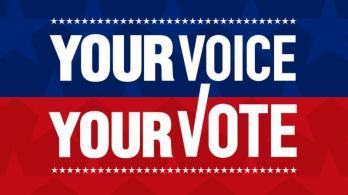 HAIKU - IT'S TIME TO GO VOTE