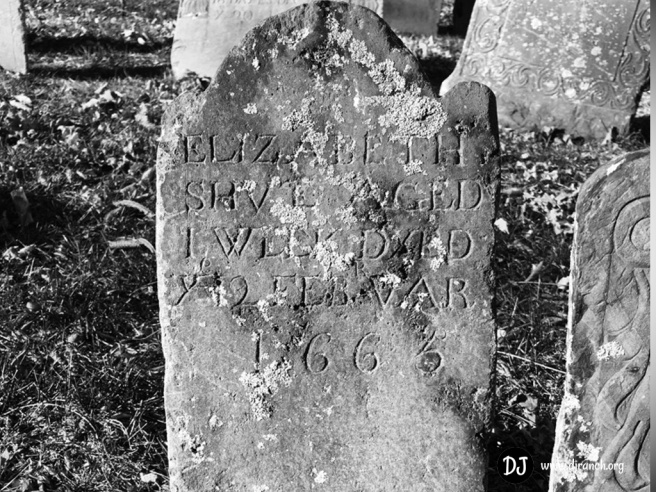 Found in an old cemetery while touring Boston in the winter 2018