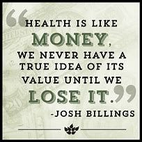 Image result for quotes about your health