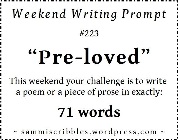 wk 223 pre-loved